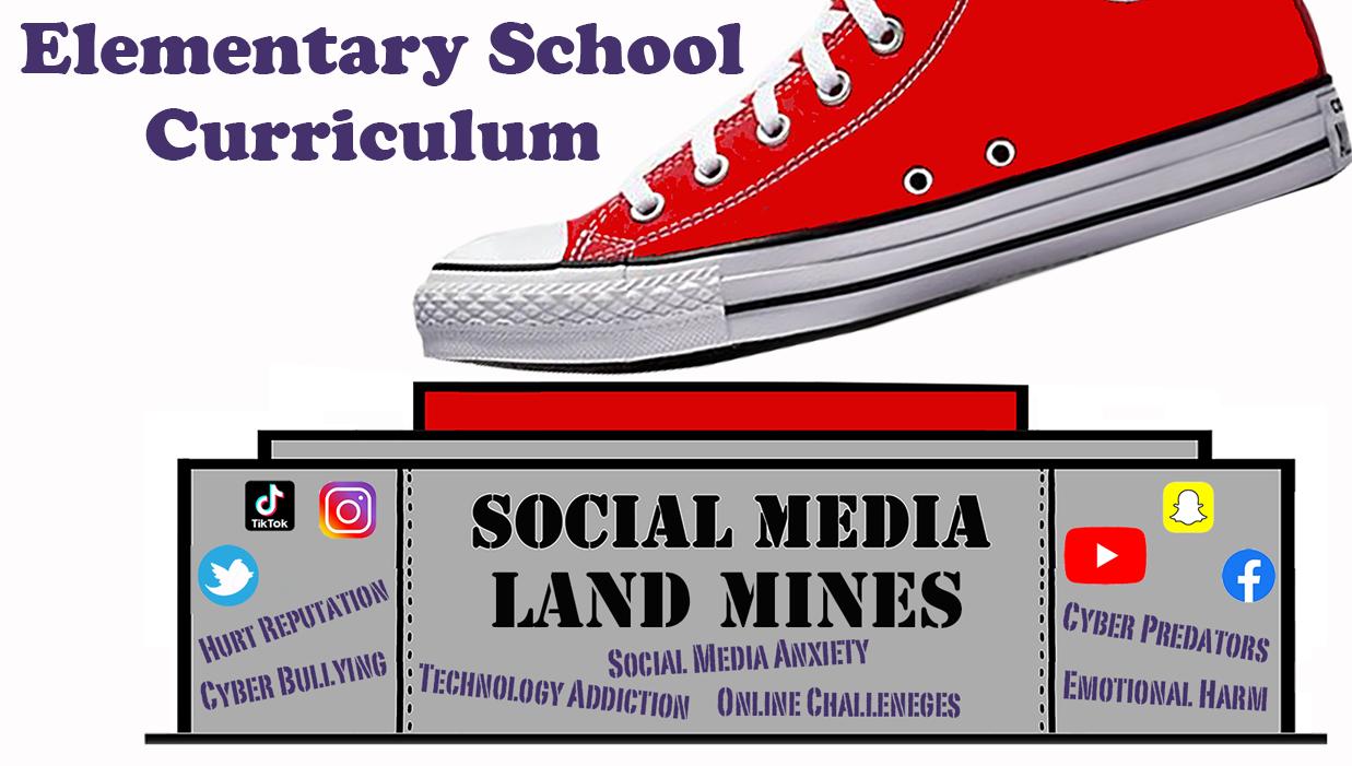 Elem-School-Social-Media-Landmines-Curriculum-Logo