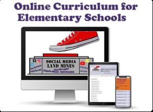 Elementary School Social Media Curriculum-Icon
