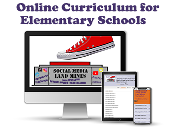 Elementary School Social Media Curriculum-Icon