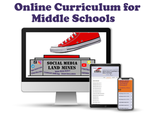 Middle School Social Media Curriculum-Icon