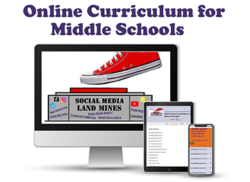 Middle School Social Media Curriculum-Icon