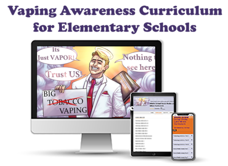 Vaping Awareness Curriculum for Elementary Schools