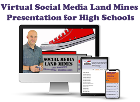 Virtual-Social-Media-Land-Mines-Presentation-for-High-Schools